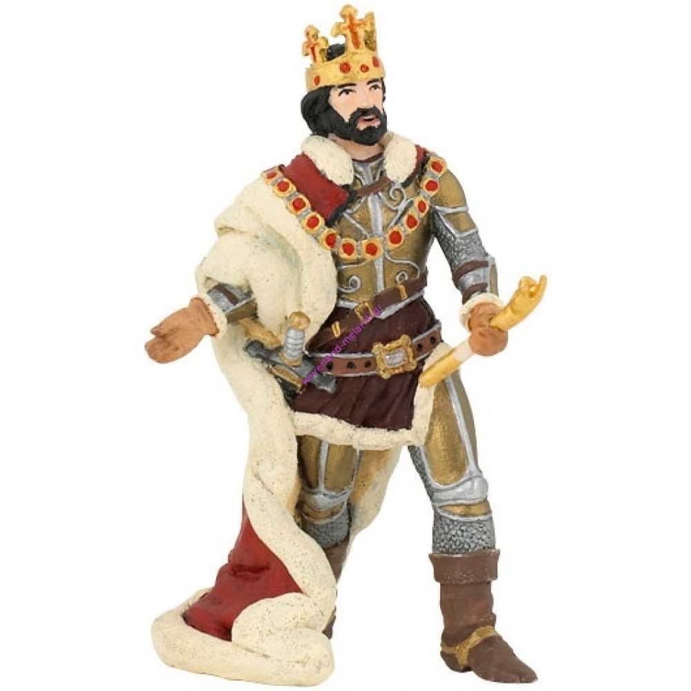 Βασιλιάς πλαστική φιγούρα 9,5 εκ.