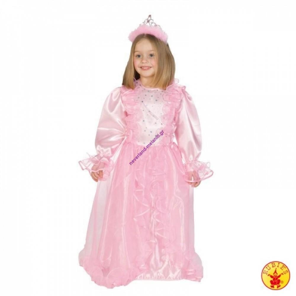 Στολή για κορίτσια Πριγκίπισσα Melody 3-8 ετών