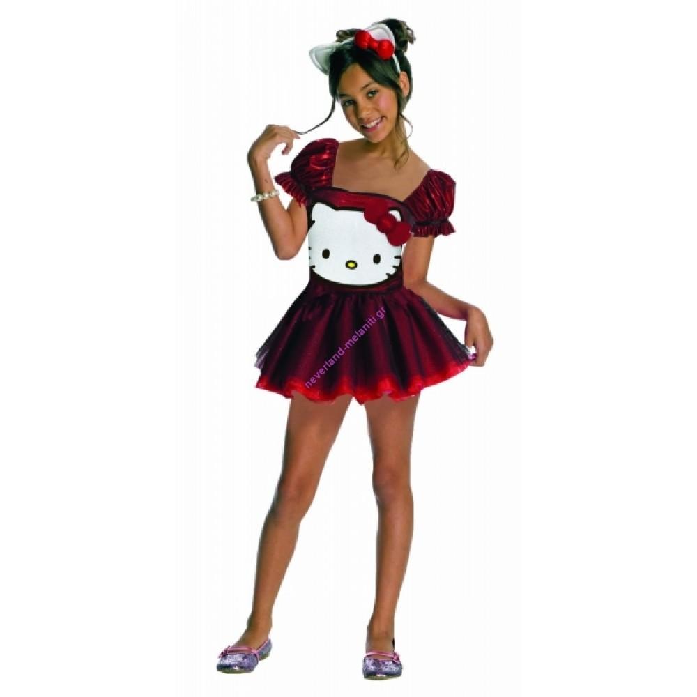 Στολή για κορίτσια Hello Kitty teen