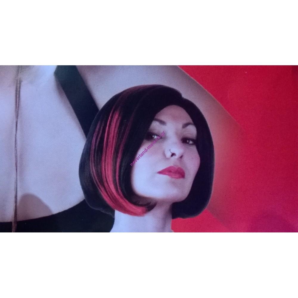 Περούκα κόκκινη Βαλέρια