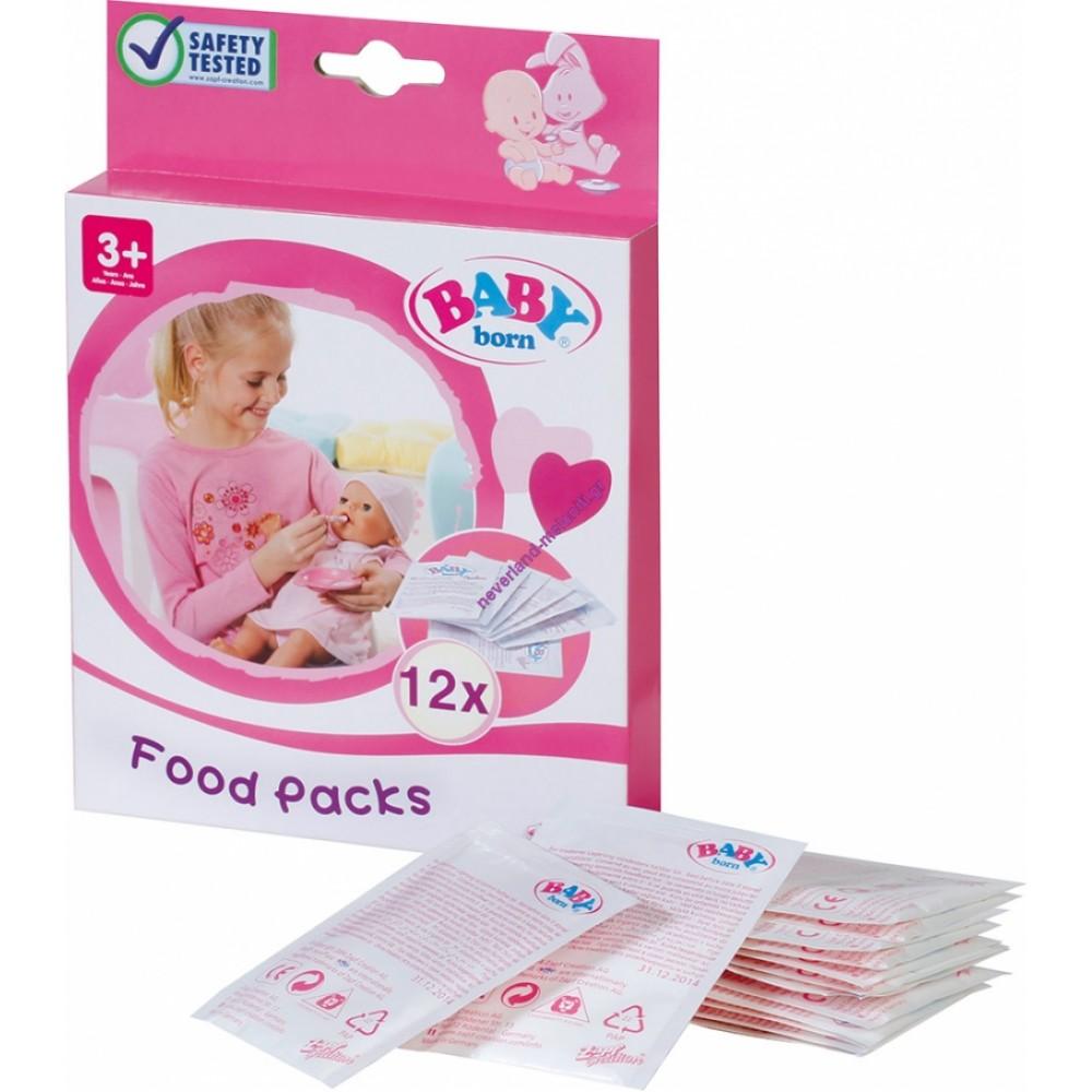 Τροφή για κούκλα Baby Born  779170