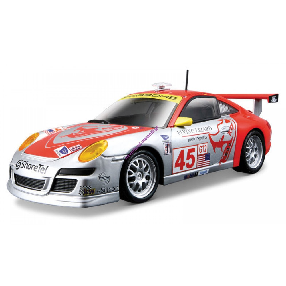 Porsche 911 GT3 RSR μεταλλικό μοντέλο