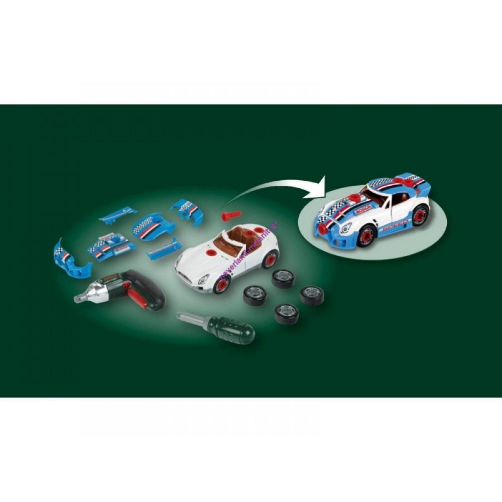 Klein Αυτοκίνητο και ηλεκτρικό κατσαβίδι Bosch