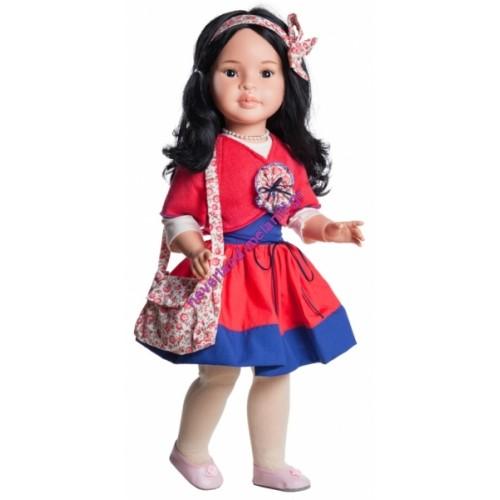 "Paola Reina Κούκλα ""Mei"" με αρθρώσεις 60εκ."