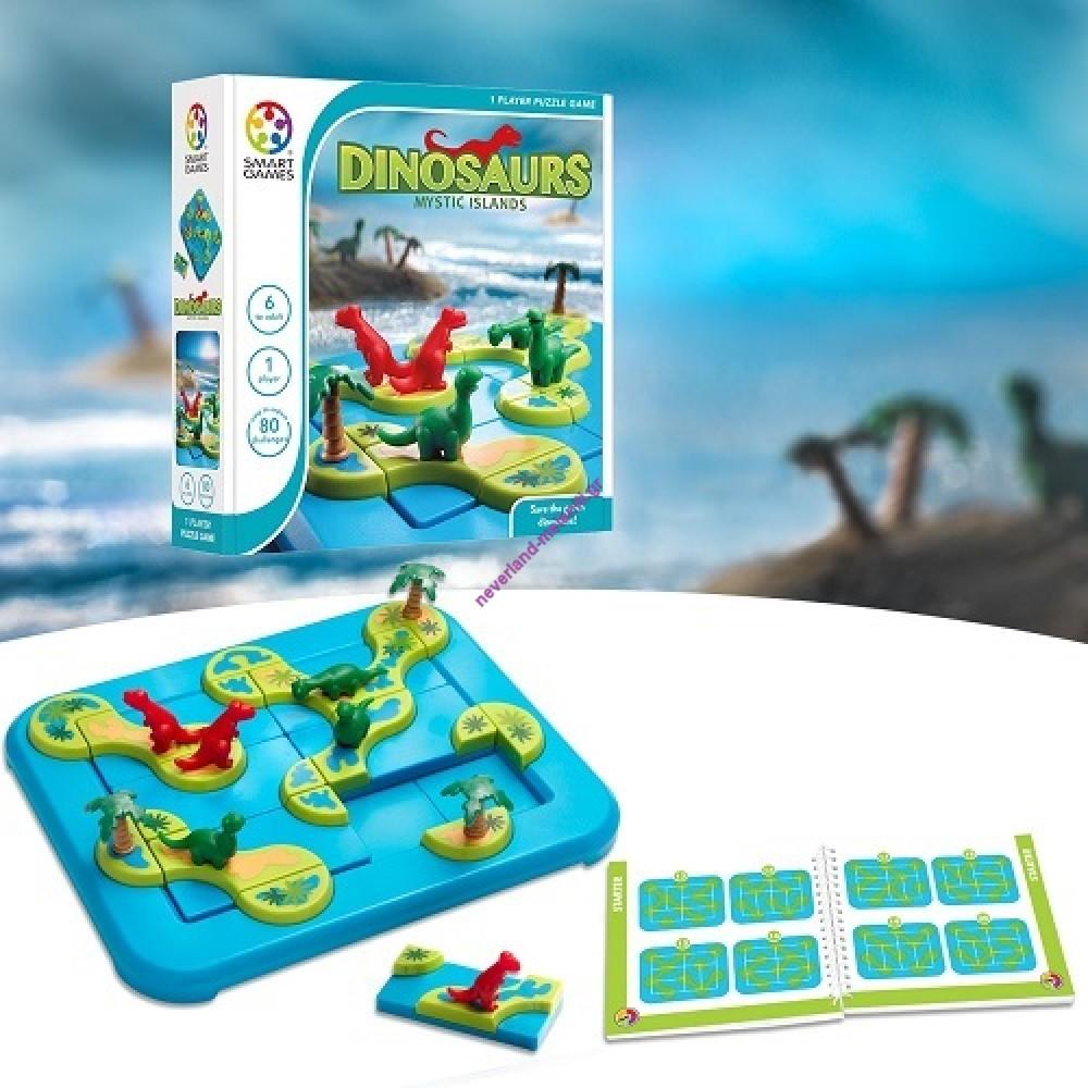 Smartgames 'Το νησί των δεινοσαύρων'