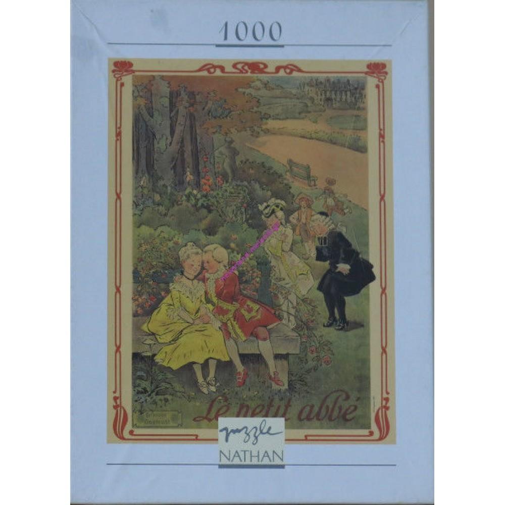 Παζλ 1000 τεμ. Le petit abbe