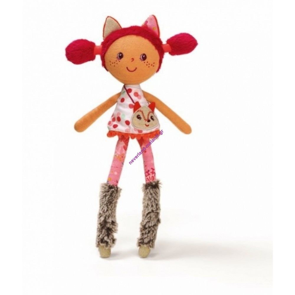 Lilliputiens Κούκλα πάνινη Alice