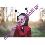 Στολή για κορίτσια Κάπα 'Πασχαλίτσα' 2-3 ετών