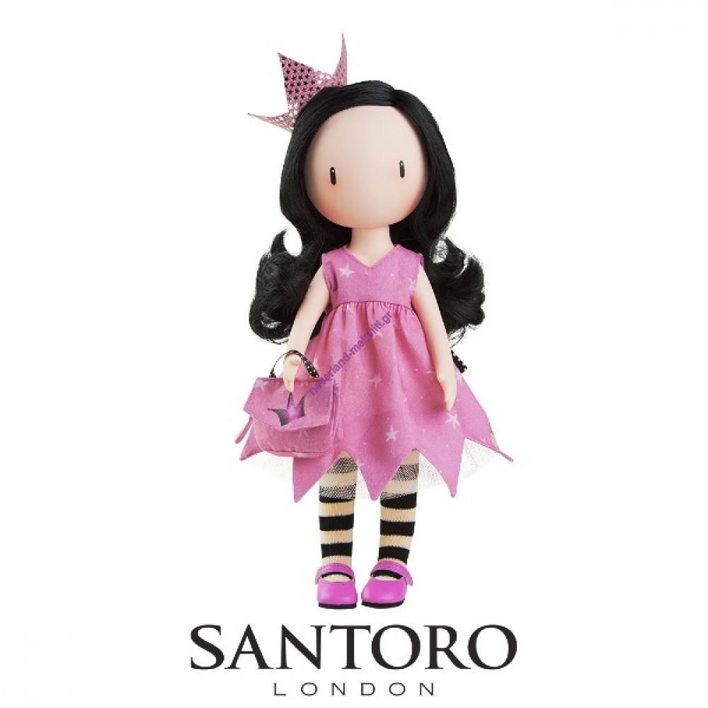 Κούκλα Santoro Gorjuss ''Dreaming''