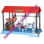 Wilesco Ατμοκίνητο εργοστάσιο - Steam Workshop