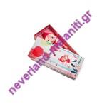Lilliputiens Κούκλα πάνινη Κοκκινοσκουφίτσα