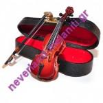 Τσέλο μινιατούρα 9 x 3 x 2cm 9/150 - Cello