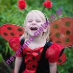 Στολή για κορίτσια 'Πασχαλίτσα' 3 - 4 ετών