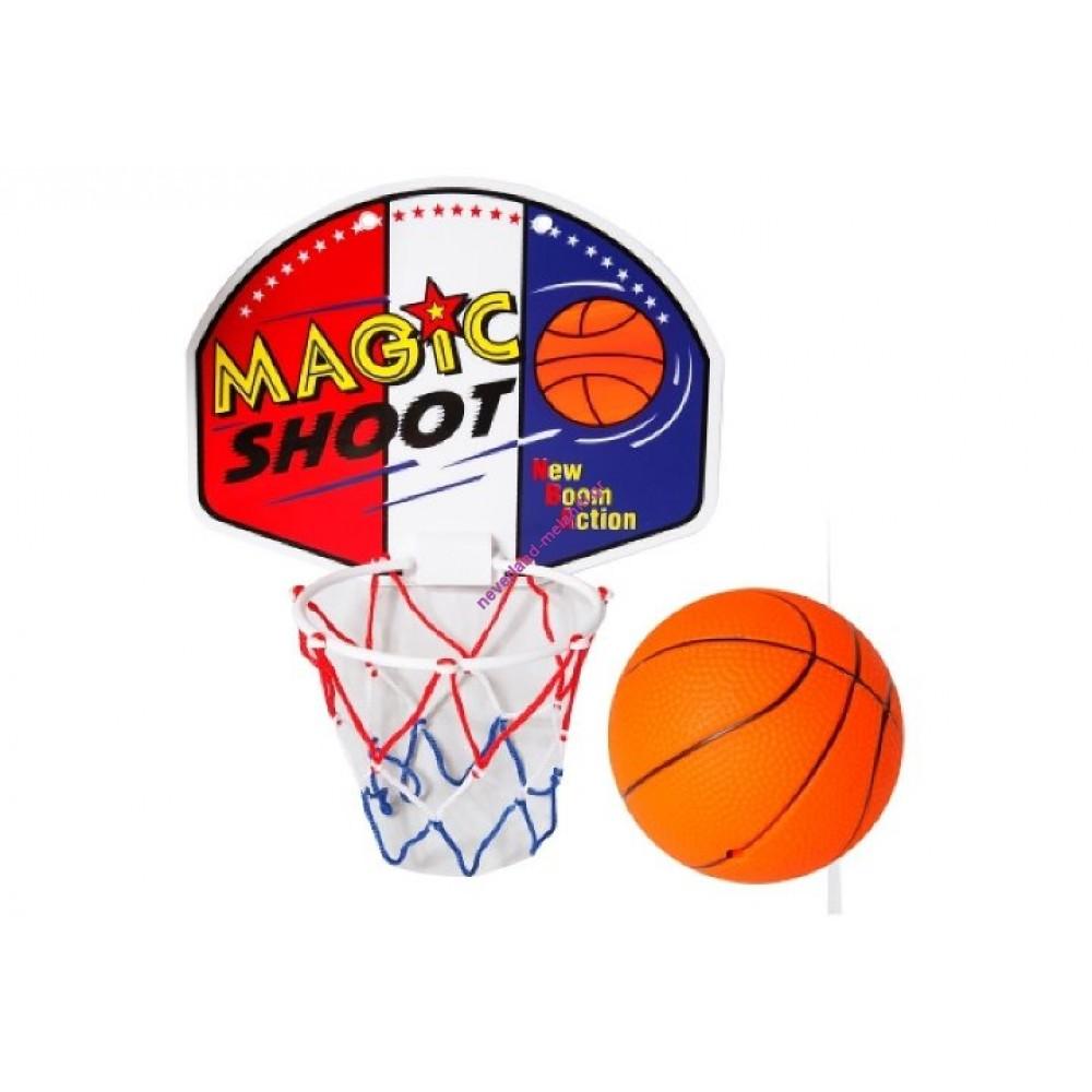 Μπασκετάκι τοίχου με μπάλα