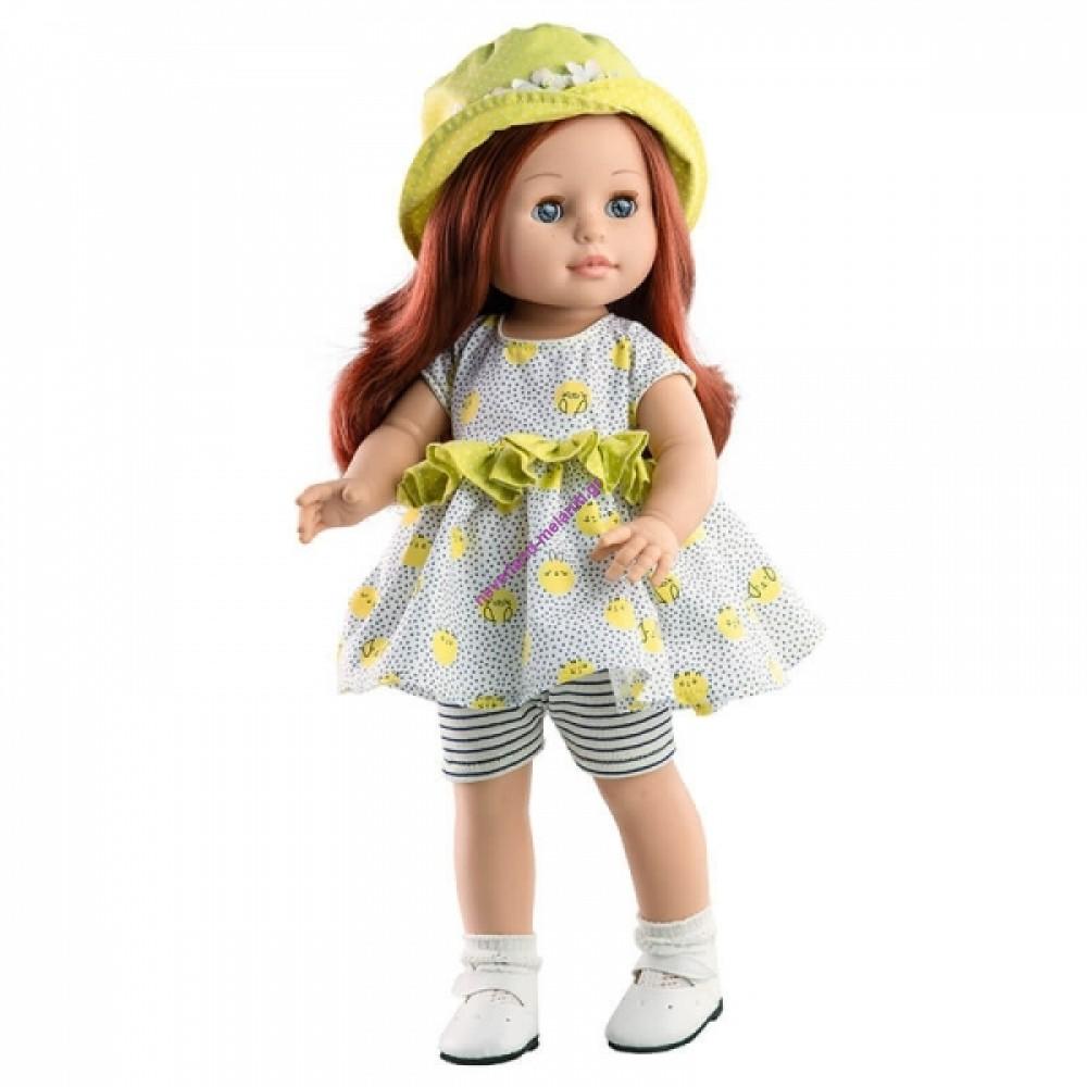 Paola Reina Φόρεμα κούκλας Becca 42 εκ.