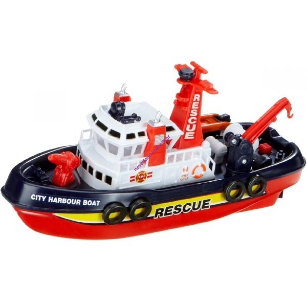 Πλοίο πυροσβεστικό μπαταρίας