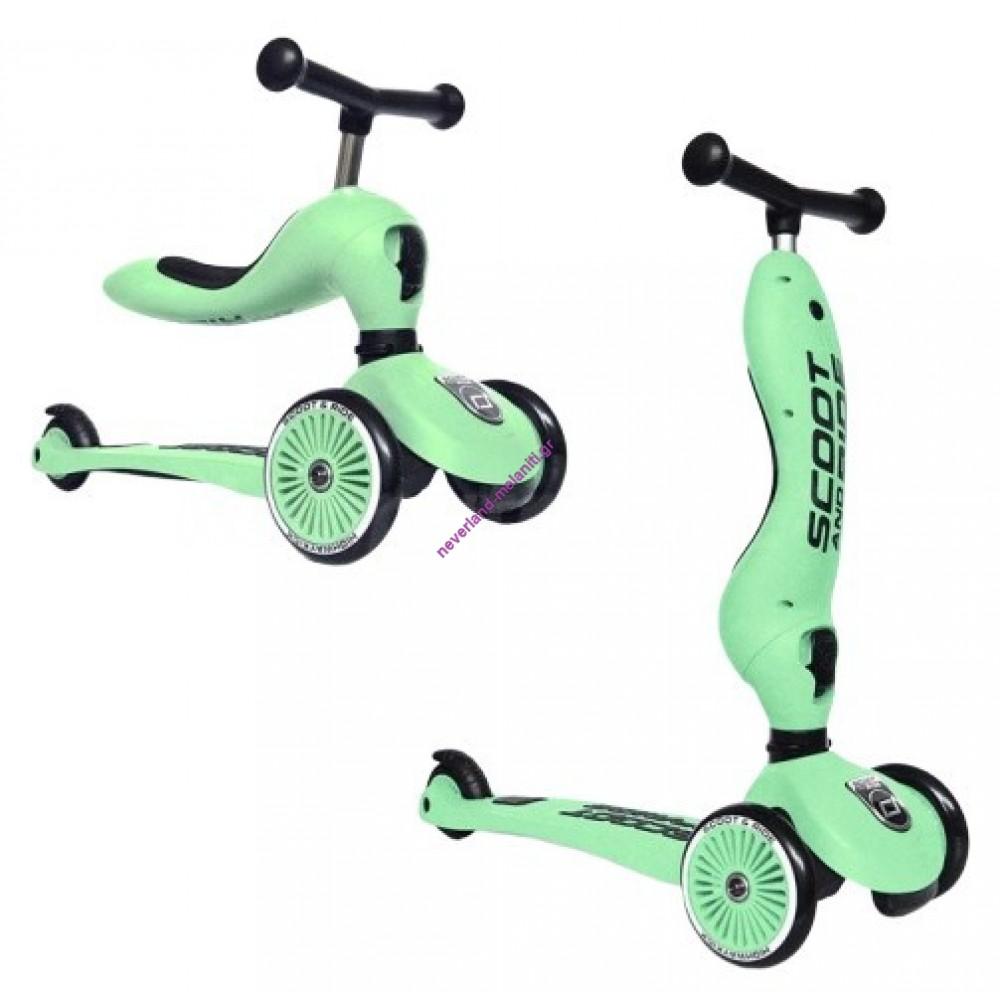 Πατίνι Scoot and Ride 2 σε 1 96355