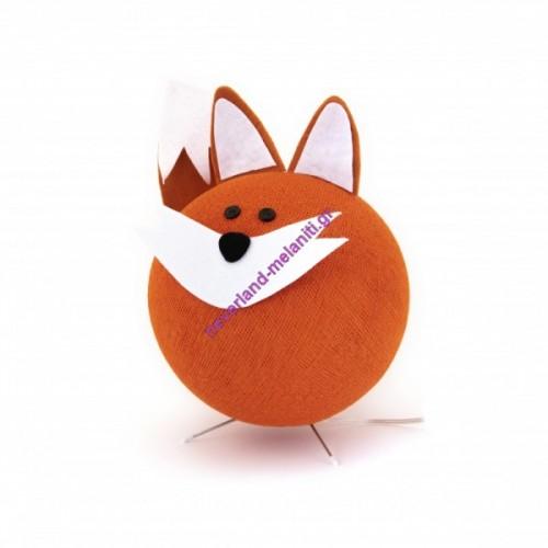 Παιδικό φωτιστικό επιτραπέζιο αλεπού