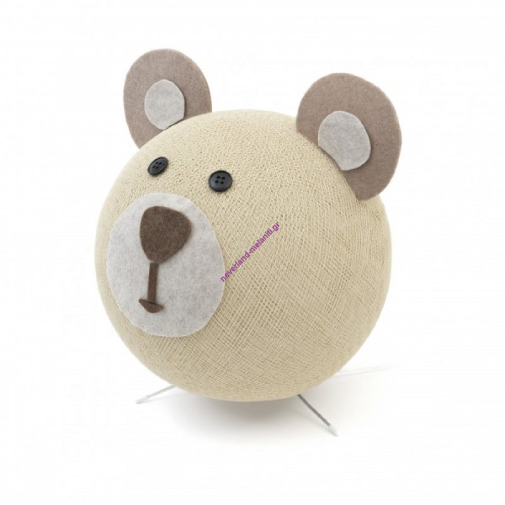 Cobo Παιδικό φωτιστικό επιτραπέζιο αρκουδάκι