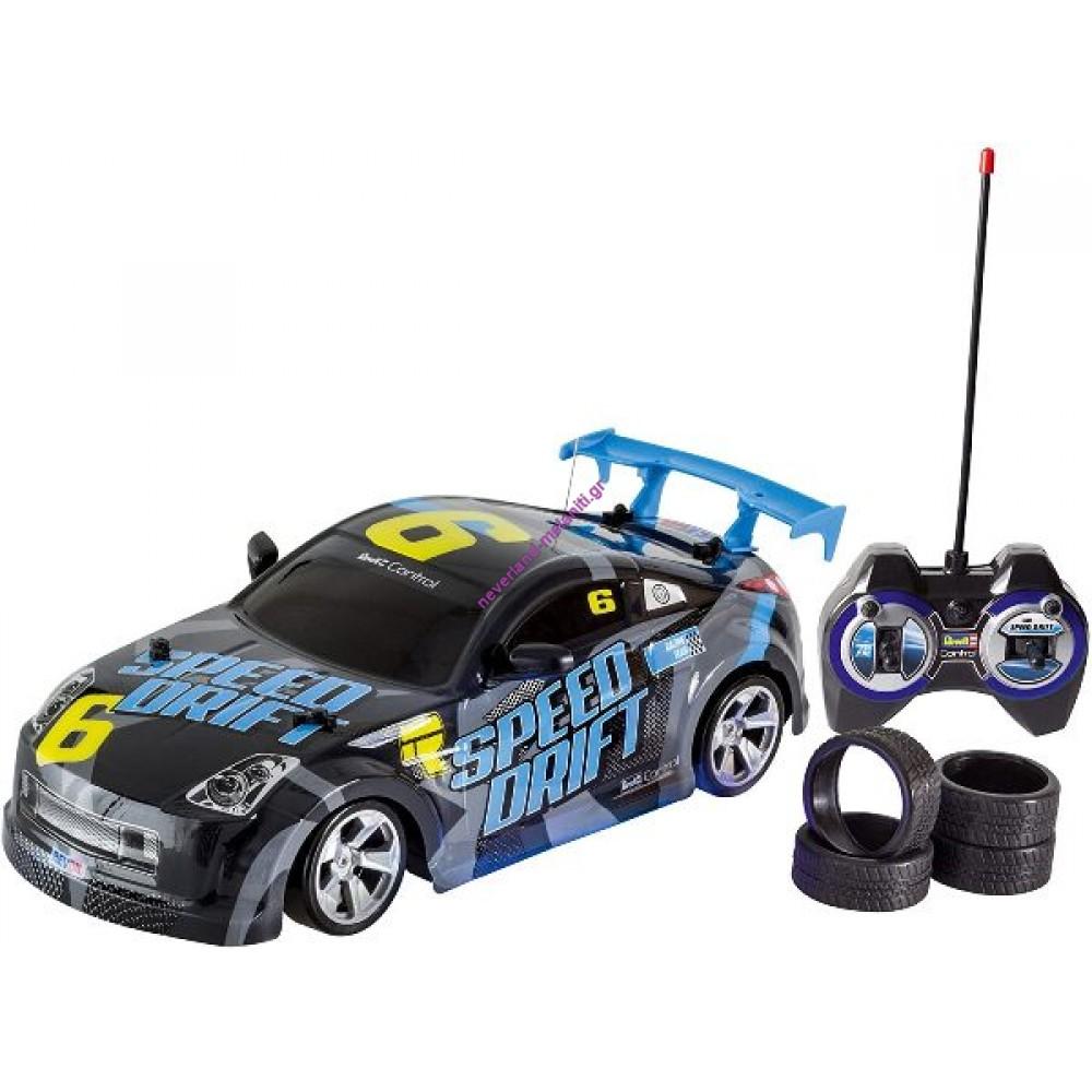 Τηλεκατευθυνόμενο αυτοκίνητο DRIFT