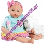 ADORA Κούκλα μωρό Rainbow