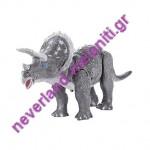 Δεινόσαυρος Triceratops με ήχο και φως