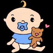 Παιχνίδια για μωρά από 6 μηνών