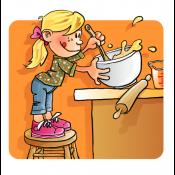 Παιδικές κουζίνες, καθάρισμα, επαγγέλματα