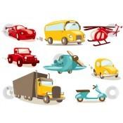 Μεταλλικά οχήματα για παιδιά και συλλέκτες