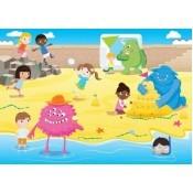Παιχνίδια στο νερό και στην άμμο